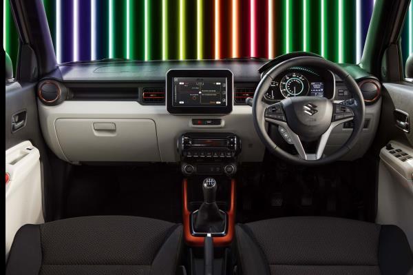 อุปกรณ์อำนวยความสะดวก  MINI SUV  SUZUKI IGNIS 2018