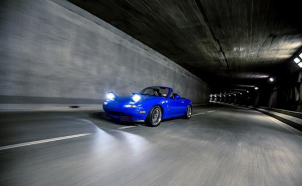 ความสวยงามของ Mazda MX-5