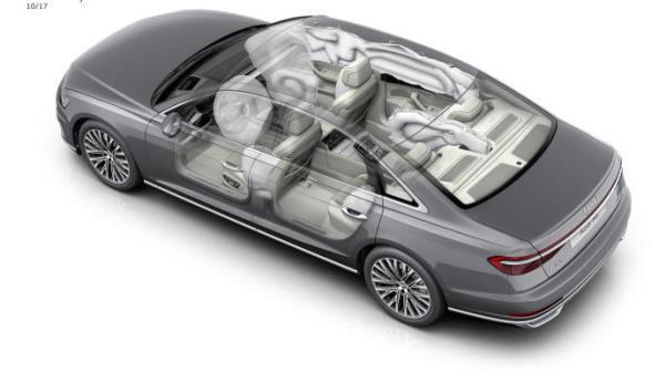 The New Audi A8 L