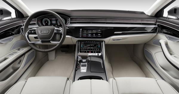 ภายในโฉมงาม ความหรูหราของ The New Audi A8 L