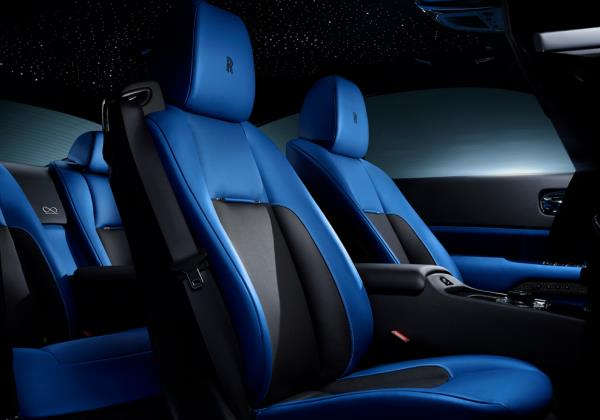 Rolls-Royce Infinity Interior