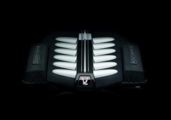 Rolls-Royce V12 Twin Turbo