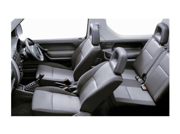 ชมความสวยงามของ Suzuki Jimny