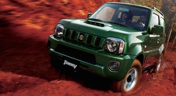 เอเชียและยุโรป เตรียมรอการกลับมาของ Suzuki Jimny