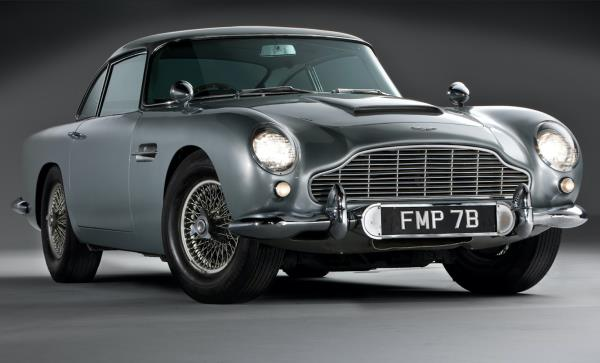 Aston Martin DB5 ปี 1964