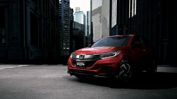 Honda Vezel 2018