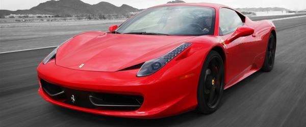 Ferrari 458 Italia  (เฟอรารี่ 458 อิตาเลีย) ม้าลำพองตัวแรงเบอร์ต้นๆ ของโลก