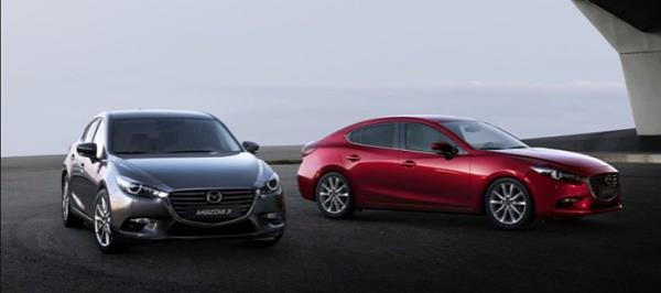 มาชมความสวยงามของ Mazda 3 2019