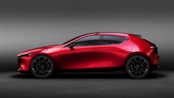 รูปโฉมของรถแฮทช์แบ็คสุดหรู Mazda Axela 2019  หรือ All New Mazda 3 2019