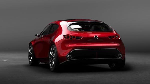 ดีไซน์ภายนอก  Mazda 3 2019