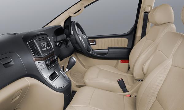 Hyundai H1 รถยนต์ตู้หรูหรา ที่ทุกครอบครัวเชื่อมั่น และไว้วางใจเลือกใช้