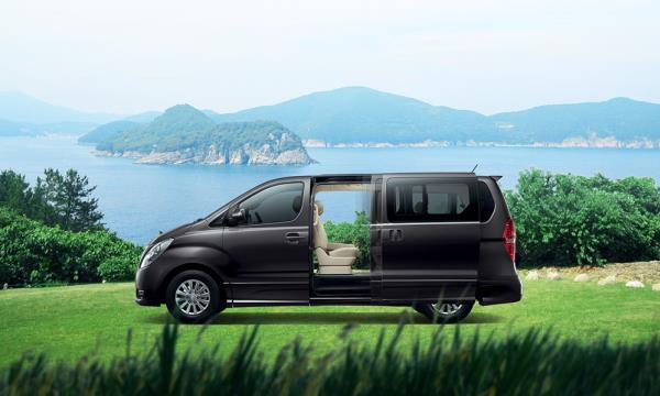 มาดูความสวยงามของ Hyundai H1