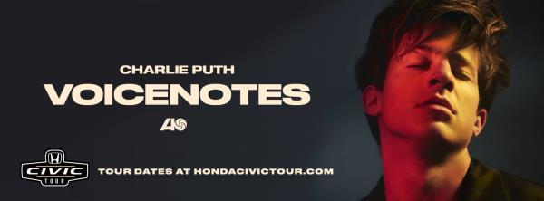 Honda Civic Tour presents Charlie Puth