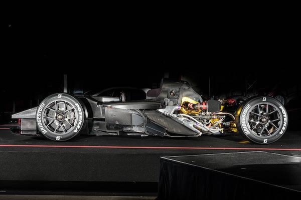 ภายในของ toyota GR Super Sport Concept ที่สมรรถนะแรงเต็มสูบ