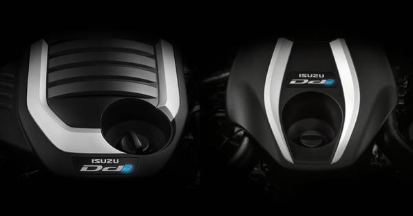 ขุมพลัง  ISUZU MU-X THE ICONIC 2018