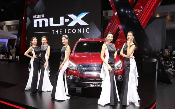 Isuzu MU-X THE ICONIC 2018
