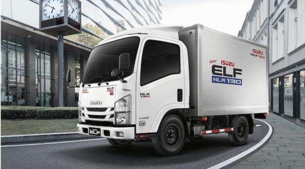 ISUZU ELF 2018 เจ้าแห่งรถบรรทุกขนาดกลาง วางจำหน่ายในไทยแล้ว