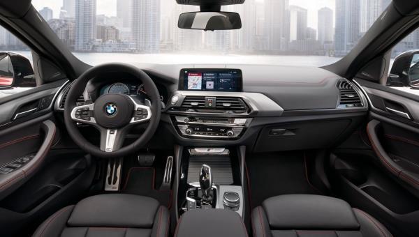 รูปโฉมภายนอกและภายในของ BMW X4 รุ่นใหม่เจนเนอเรชั่น 2
