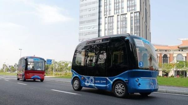 ชิพนี้รถไม่พัง! Baidu เปิดตัวชิพ AI เตรียมผลิตรถเมล์ไร้คนขับ