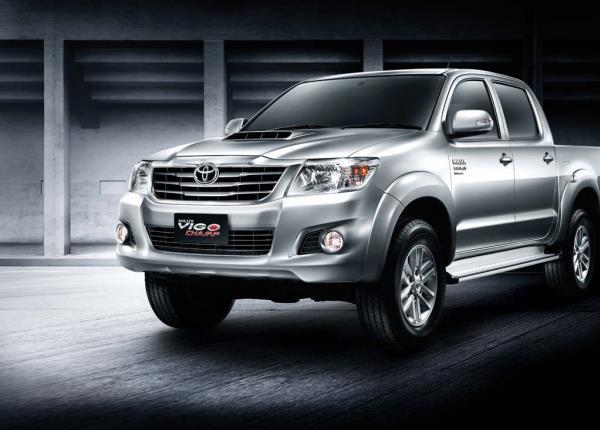 Toyota Hilux Vigo 2.5 Champ  ตลาดรถมือสองยังต้องการ