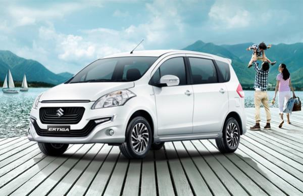 Suzuki Ertiga  รถพ่อบ้าน แต่ก็มีความสปอร์ตและซิ่งลุยได้