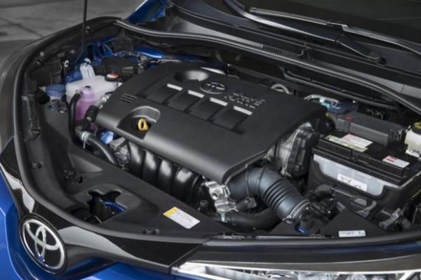 ภายในของ Toyota CH-R