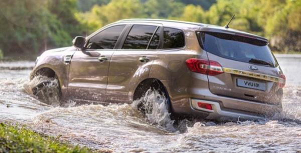 Ford Everest Minorchange 2018 เปิดตัวที่ไทยเเล้ว