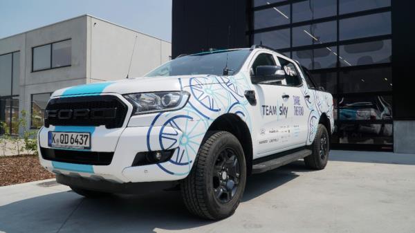 Ford Ranger Team Sky