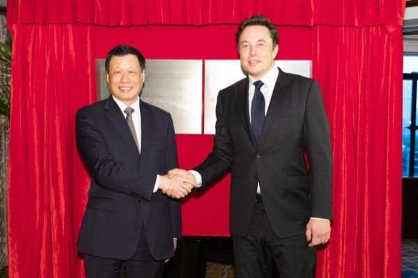 Tesla เซ็นลงนามสร้างโรงงานที่ซั่งไห่แล้ว