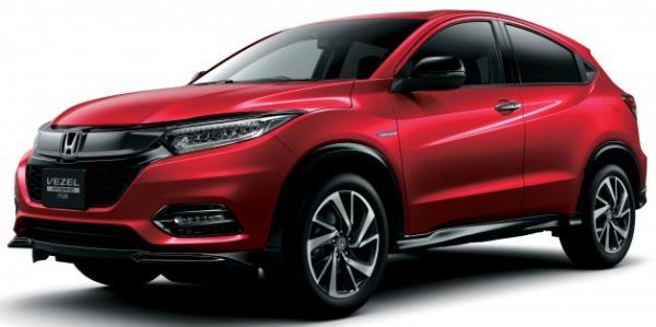 โฉมใหม่ หรูไปอีกขั้น กับ Honda HR-V Facelift 2018