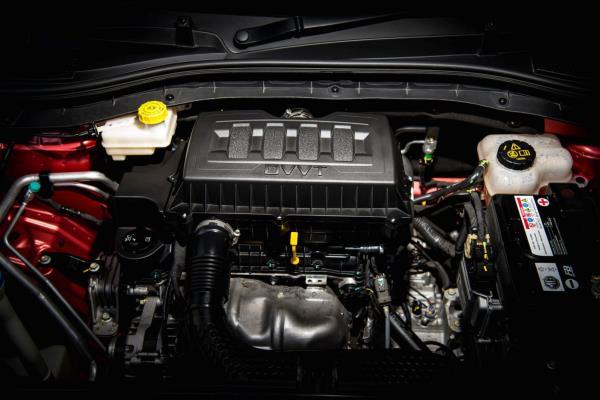 ขุมพลัง Honda HR-V Facelift 2018