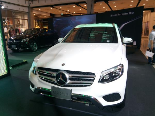 Mercedes-Benz GLC 250 d 4MATIC OFF-ROAD