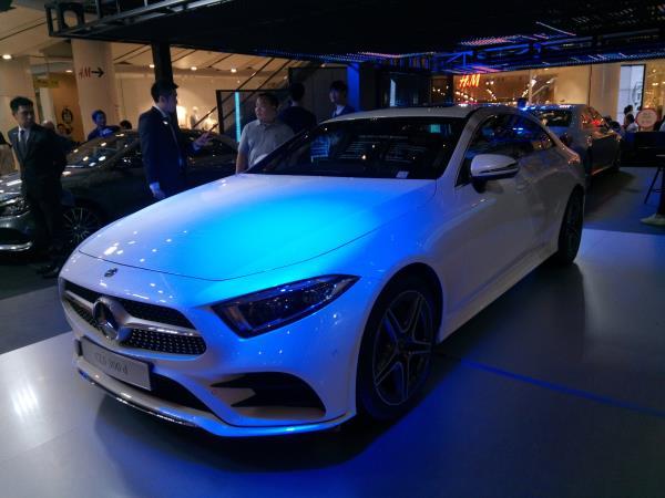 Mercedes-Benz CLS 300 d
