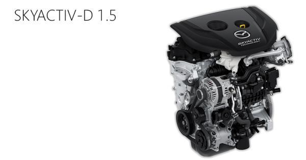 ขุมพลัง  Mazda CX-3 Minor Change 2018
