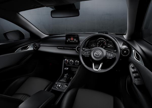 New Mazda CX-3 ตัวใหม่ล่าสุด