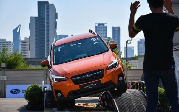 เปิดตัว The All-New Subaru XV ในงาน Subaru Mega Test Drive