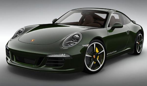 Porsche 911 Coupe  รถยนต์สปอร์ตคูเป้ ที่ดารา-บุคคลมีชื่อเสียงทั่วโลกจับจองเป็นเจ้าของ