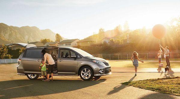 Minivan รถที่หลายครอบครัวเลือกใช้