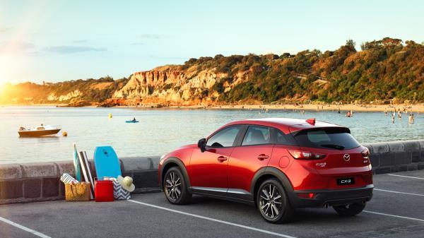 เปรียบเทียบราคา Mazda CX-3 ปี 2017 และ 2018 แบบไหนคุ้มค่ามากกว่ากัน?