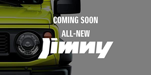 Suzuki Jimny 2018 ใหม่