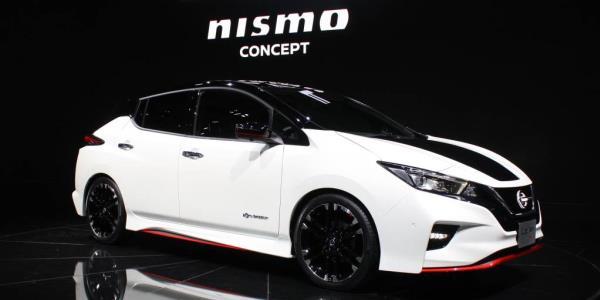 """Nissan Leaf Nismo 2018"""""""