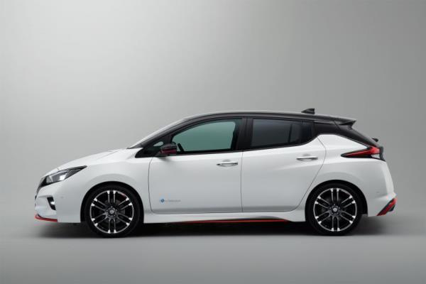 เปิดตัวที่ญี่ปุ่น ในเดือนกรกฎาคมนี้ Nissan Leaf Nismo รุ่นปี 2018  รถยนต์พลังไฟฟ้าสมรรถนะสูง
