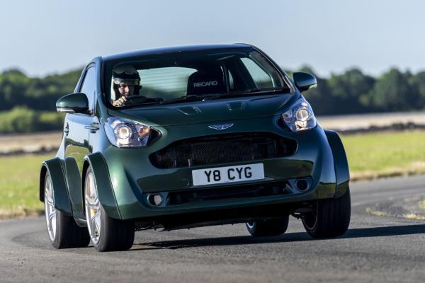 Aston Martin Cygnet V8 รถจิ๋วความเร็วสูง คันเดียวในโลก และไม่ได้มีไว้เพื่อขาย