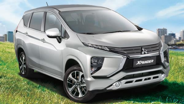 All-new Mitsubishi Xpander 2018 ทุกมุมมอง