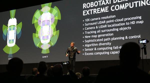 NVIDIA Robocar  นวัตกรรมยานยนต์ มิติใหม่แห่งวงการ Motorsport