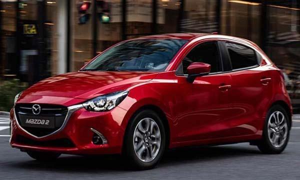 สปอร์ตเร้าใจคือปณิธานหลักของการออกแบบที่ภายนอกของ Mazda2