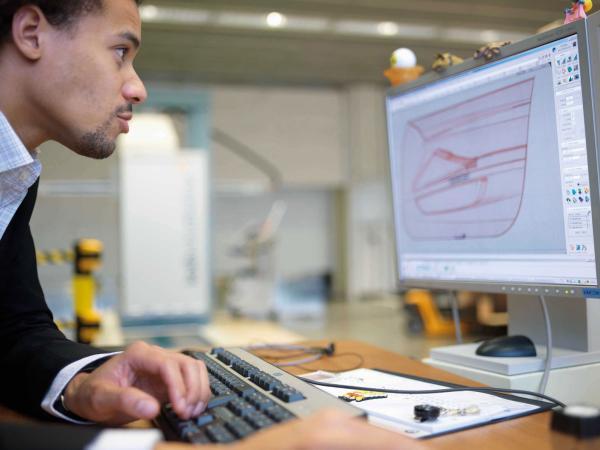 คอมพิวเตอร์เป็นเครื่องมือหนึ่งที่สำคัญในการออกแบบ