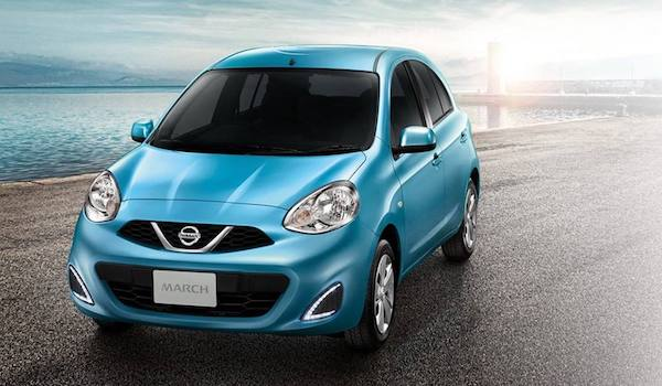 Nissan March รถอีโคคาร์ที่ยังถือว่าดี