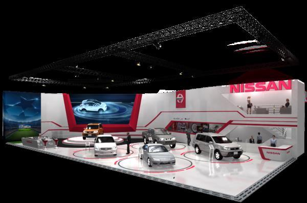 ภาพที่เเสดงความพัฒนาของ Nissan Motor ทุกวันนี้