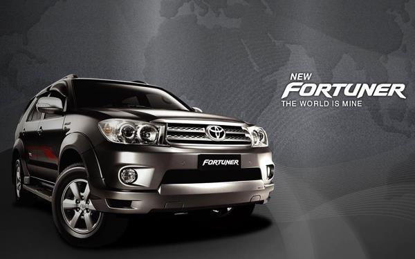 ราคา พร้อมข้อมูล การขอสินเชื่อ Toyota Fortuner 2018